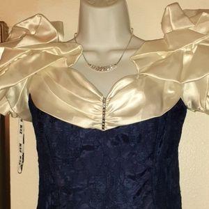 Vintage Zum Zum Dressy Dress